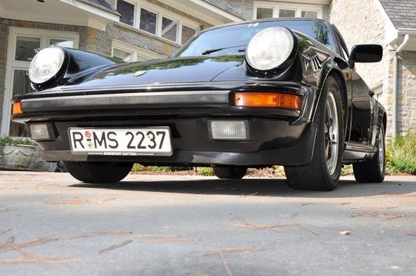 1985 Porsche Carrera 911 - European Model