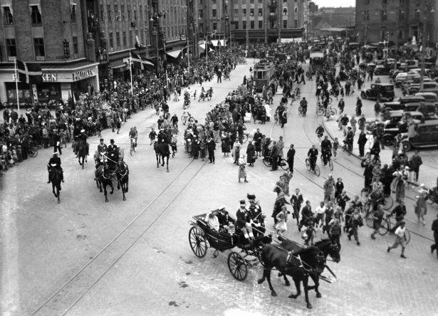 Sådan så Aarhus ud i gamle dage - Nationalt | www.b.dk