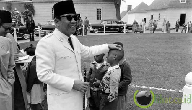 6 Warisan Soekarno yang ada di Kota Jakarta