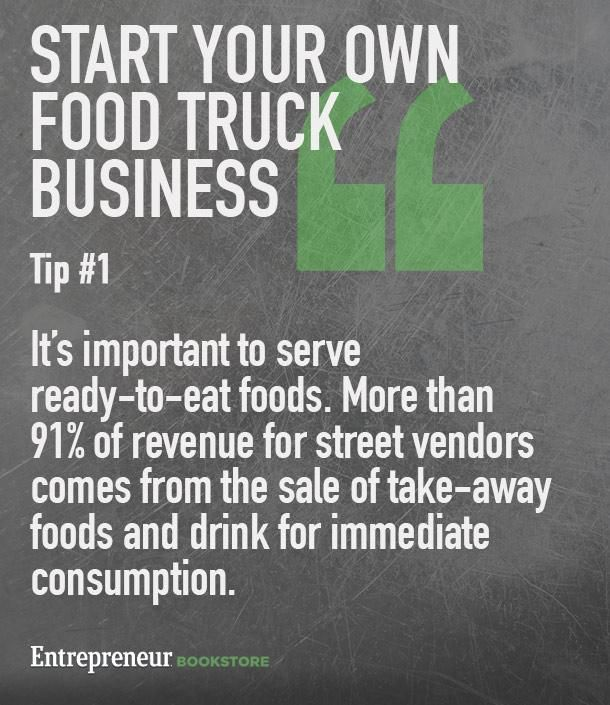 Start Your Own Food Truck Business 2nd Edition