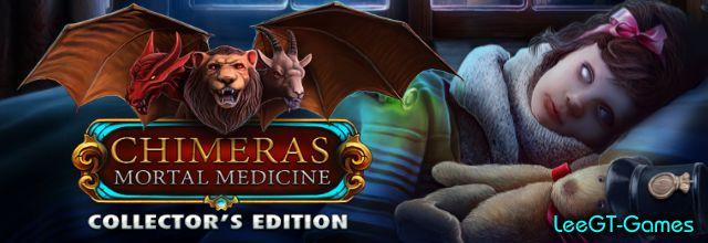 LeeGT-Games: Chimeras 4: Mortal Medicine Collector's Edition
