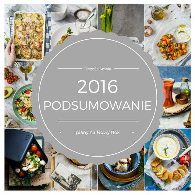 Podsumowanie 2016 roku i plany na rok 2017