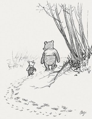 Pooh. Oh Pooh.