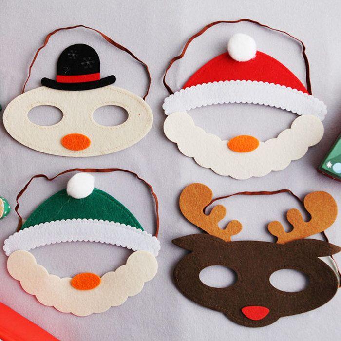 クリスマスパーティーマスク