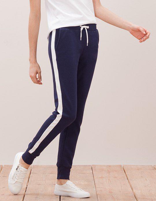 1000 id es sur le th me pantalon jogging sur pinterest soutien gorge camisa cuadros et - Pantalon bande laterale homme ...