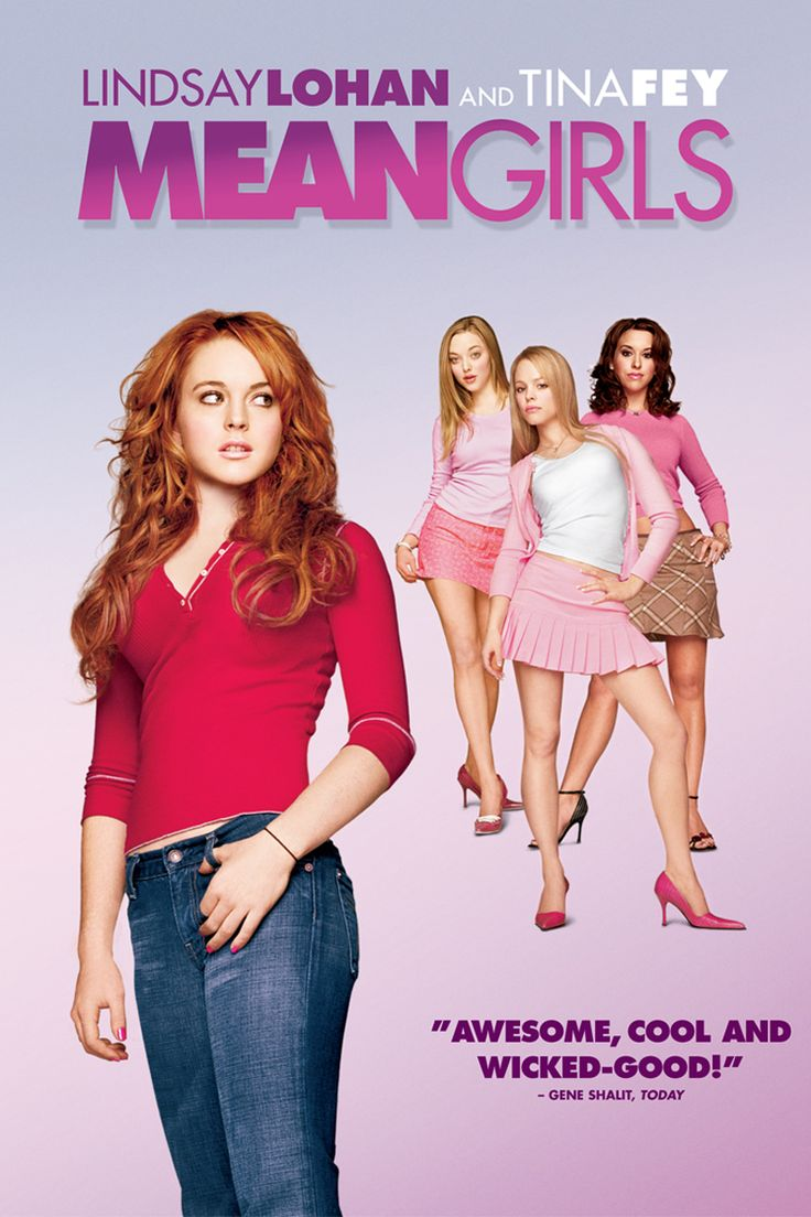Tina Fey did such a great job with this (and it's definitely Lindsay Lohan's best work).