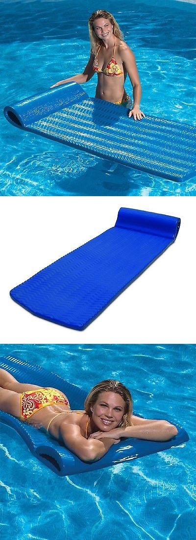Other Pool Fun 159922: Poolmaster 70755 Soft Tropic Comfort Mattress -> BUY IT NOW ONLY: $135 on eBay!