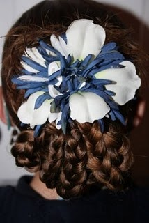 bundled braids