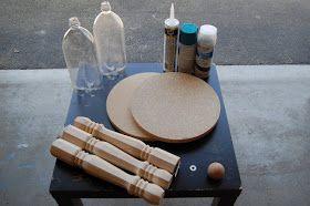 Diy time-out stool