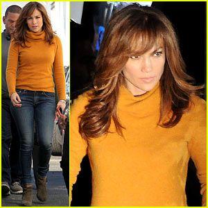 Jennifer Lopez: 'Boy Next Door' Set After Plastic Surgery Denial ...