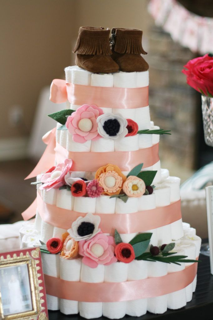 25 best ideas about floral baby shower on pinterest for Baby shower decoration ideas for a girl