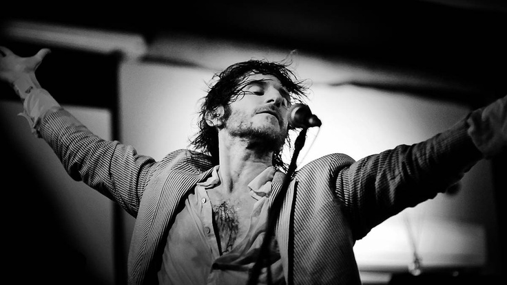 Some truly awesome shots of Tim Rogers from his Launceston performance at Manhattan | Scott Gelston