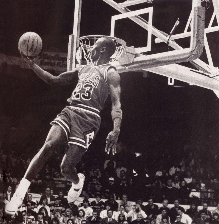 MJ. Classic.
