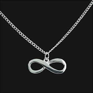 Infinity: Favorite Symbols, Fav Pins, Fashion Crushes, Wedding Ideas, Gift Ideas, Symbol Necklace Thinkgeek Com, Infinity Necklace, Infinity Symbol