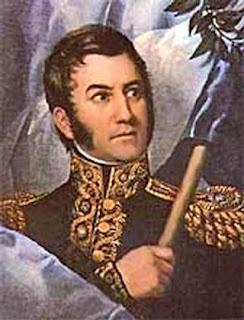 17 de Agosto. Aniversario de la muerte del General José de San Martín, quién  un 28 de julio de 1821 independizara al Perú.