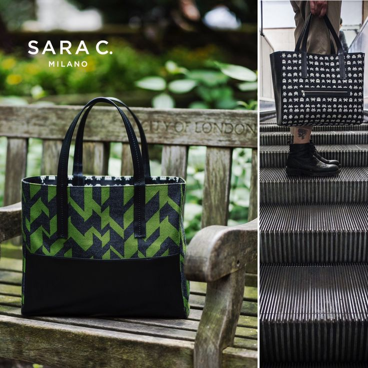 Cartolina da Londra. Il Made in Italy di Sara C. arriva in Inghilterra.  Postcard from London. The Perfect Bag Sara C. arrives in England.  #noseason #nogender #madeinitaly #timeless