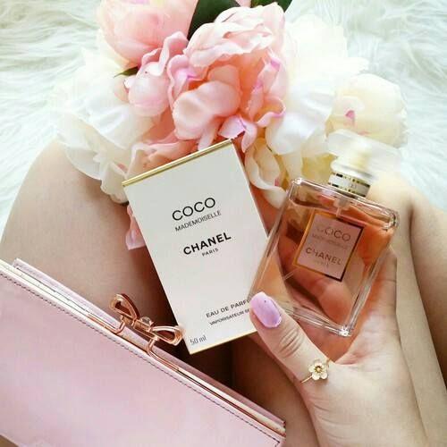 Coco Mademoiselle perfume. #chanel #perfume #cocomademoiselle