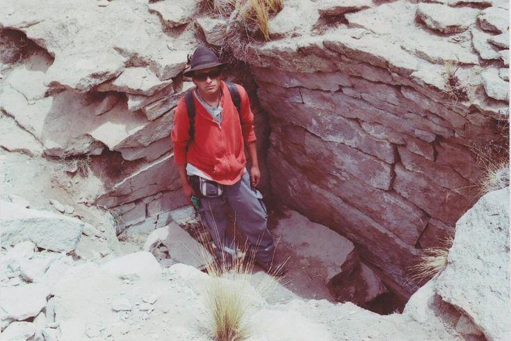 Entrance pre-inca fortress,Pukara