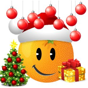 Smiley - Weihnachten