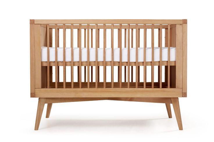 25 melhores ideias de cama de madeira maci a no pinterest for Sofa que se transforma em beliche
