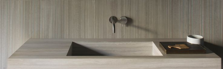 Ideal for both floors and walls, the elegant ridged surface of Bamboo evokes, as…