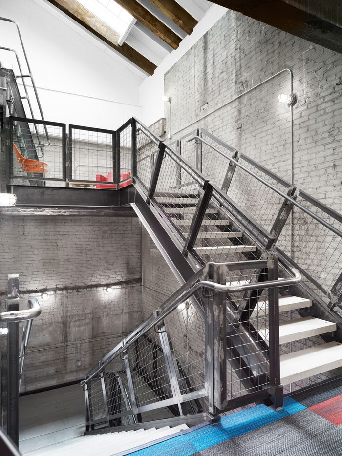 1000 images about monumental stair on pinterest modern for Modern design consulting engineering office