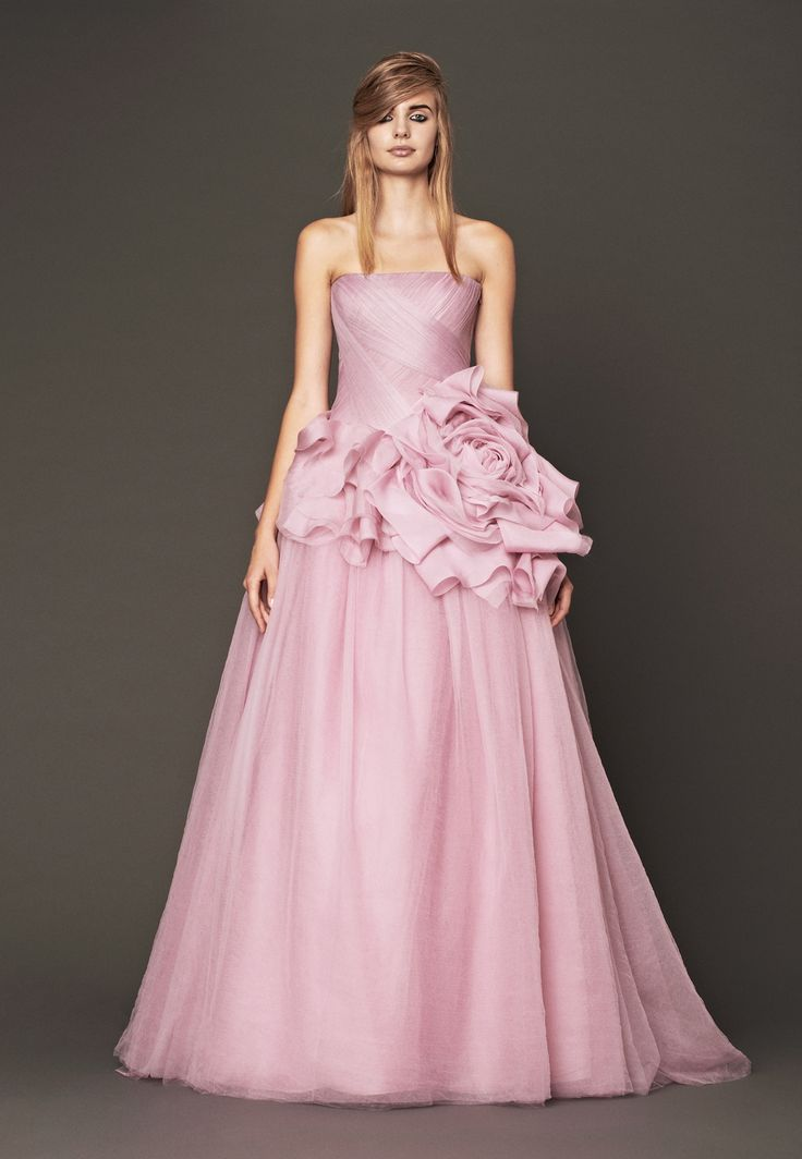 80 best Vera Wang images on Pinterest | Vera wang, Vestidos de novia ...