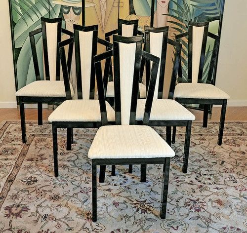 Art Deco Dining Rooms: Pin By Cass Pisarskis On Homewares