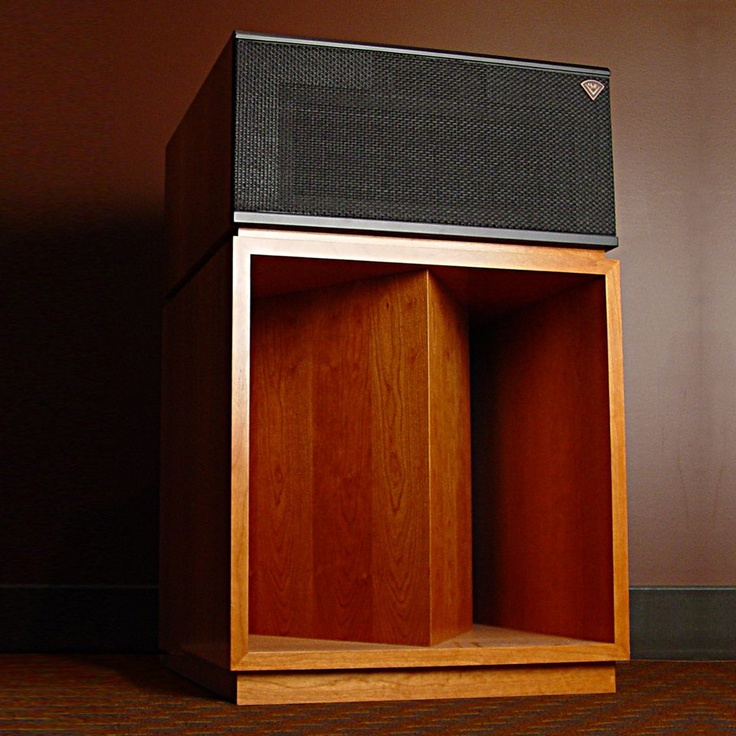 Klipsch La Scala. Hi-Fi history begins here (so says the original pinner).