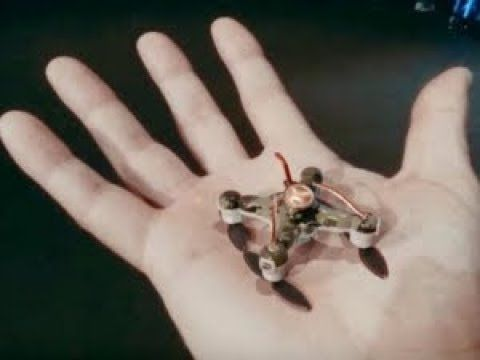 Scary! Slaughterbots: When unstoppable small drones kill