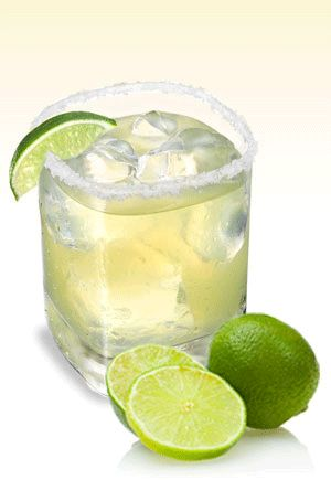 The LAST margarita recipe you will ever need... and it's only 81 calories per serving.