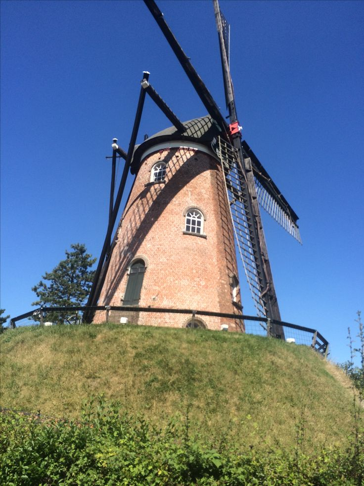 Windmühle Cadzand Bad