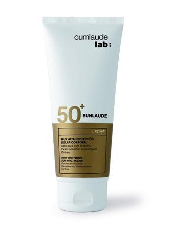 Cumlaude Lab Sunlaude Leche SPF50+ 200 ml Cumlaude Lab Sunlaude Güneş Sütü