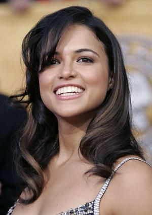 ... Michelle Rodriguez ...