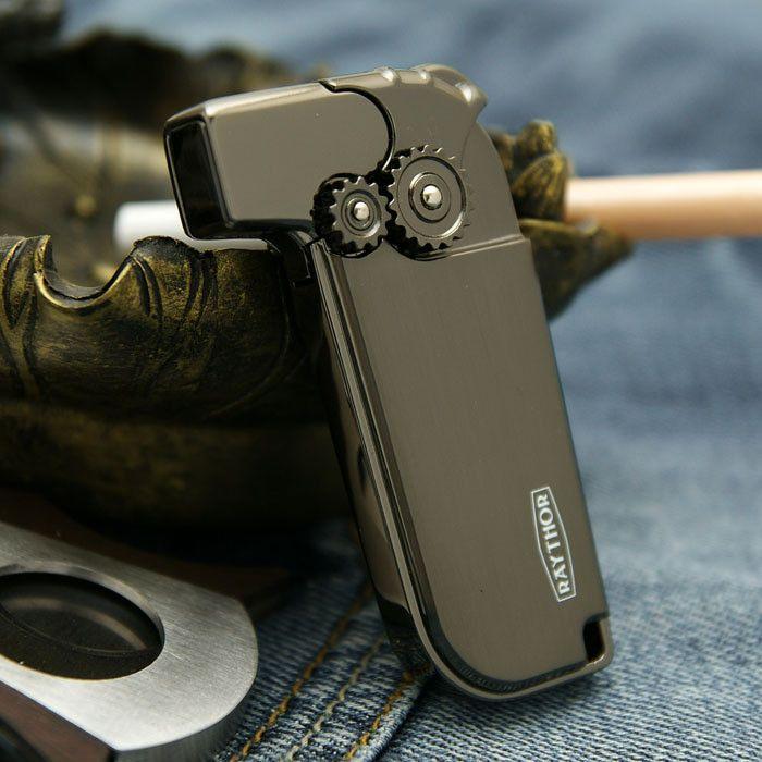 Cigarette Cigar Pipe Torch Butane Lighter