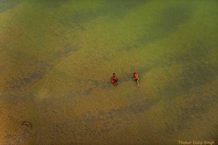 Sun Bathe Photo by Thakur Dalip Singh — National Geographic Your Shot
