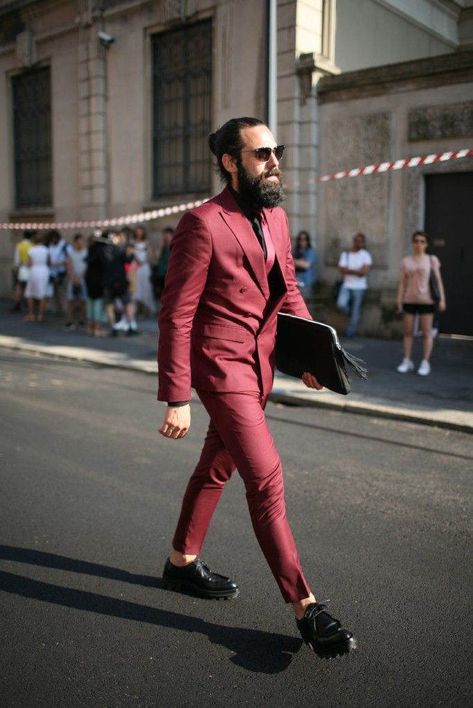 They Are Wearing: Milan Men's Fashion Week Spring 2014 - Slideshow