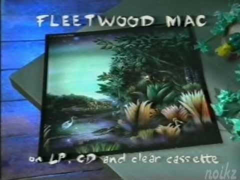 Fleetwood Mac - Tango in the Night UK commercial - 1987