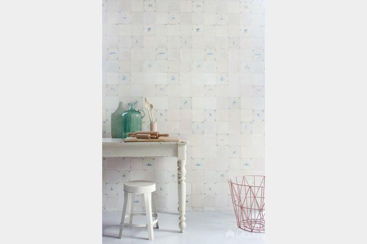 25 beste idee n over antiek behang op pinterest oude lades oud behang en vintage behangpapieren - Wallpaper volwassen kamer trendy ...