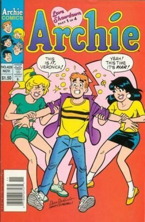 Archie was my favorite comic book growing up. There use to be a comic book store…