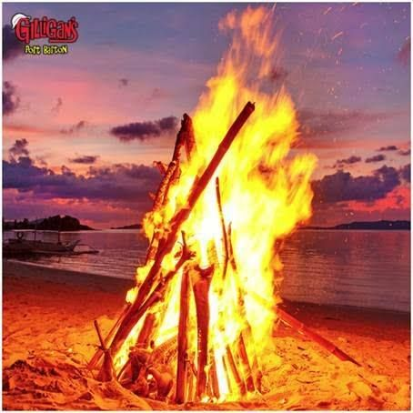 We can arrange #bonfires on the #beach if you were looking to brighten things up during your stay at Gilligan's Holiday Home. We'll help you make your stay on Palawan #unforgettable with enough #memories to take back for your #travel album! #DestinationPhilippines #tourism #beachFun #sunsets