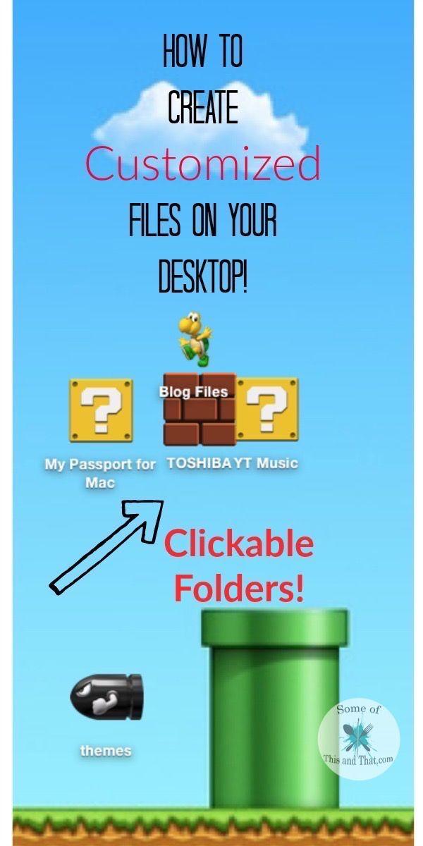 how to create new desktop