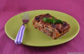 Scopri la ricetta di: Parmigiana di pesce bandiera