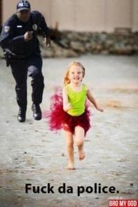 #Schrijfinspiratie: ... ze rende zo hard, het leek wel alsof ze vleugels had. Maar de dikke politieagent...