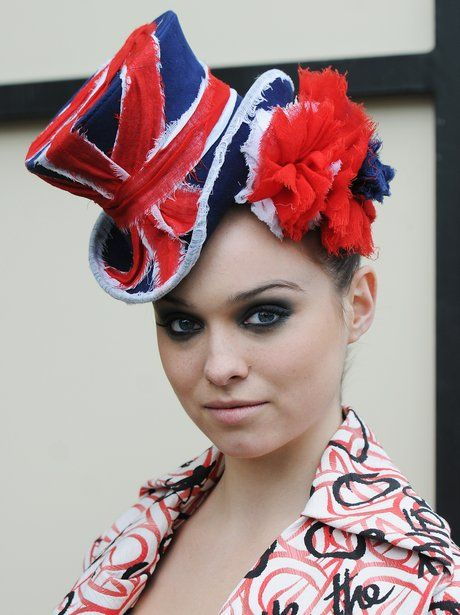 """Дамские шляпки со скачек Royal Ascot """" Алматинские друзья"""