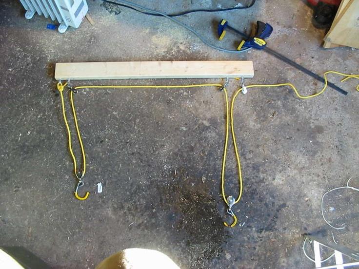 DIY bike pulley for ceiling storage15.jpg