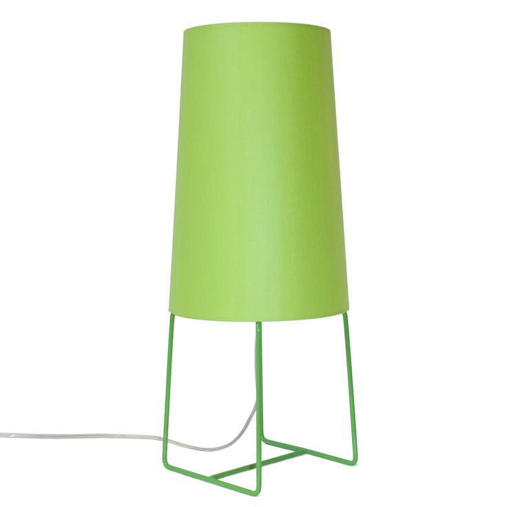Unique Lampe Poser Vert greenery
