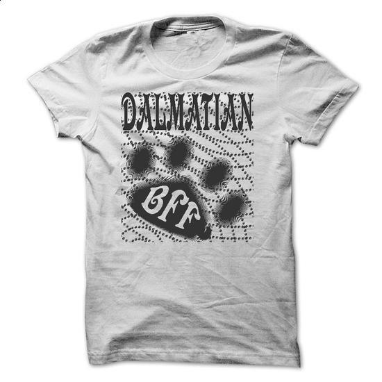 Dalmatian BFF - #clothing #custom shirt. GET YOURS => https://www.sunfrog.com/Pets/Dalmatian-BFF.html?60505