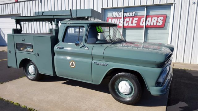 Vintage Southwestern Bell Telephone Service Truck Classic 1960
