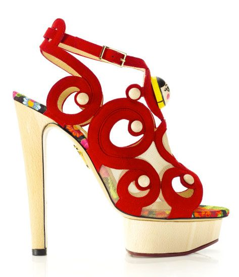 Take a peek at Charlotte Olympia Pre Fall 2012 and pre order via Moda Operandi!
